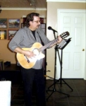 Dan Morin/ singer/songwriter/guitar