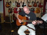 Awesome! Here is Andrew Marquis doin what he loves. Andy loves the sound of an acoustic guitar.