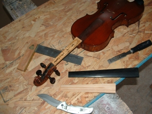 Complete instrument repair available for all instruments.