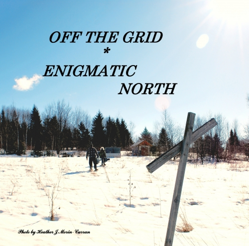 Enigmatic North's CD 'Off The Grid'